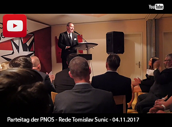 Parteitag 2017 - Rede Tomislav Sunic